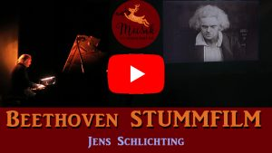 Livestream Beethoven Stummfilm